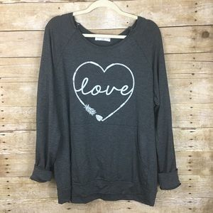 NWT So in love light weight sweater plus size